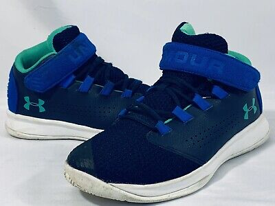NEW Under Armour 1285097 907 Kids/' Preschool Primed AC ATHLETIC SNEAKER  Shoes