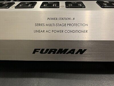 Furman PST-8 Power Station Series AC Power Conditioner