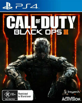 Call of Duty Black Ops 3 III  PS4 Playstation 4 Brand New