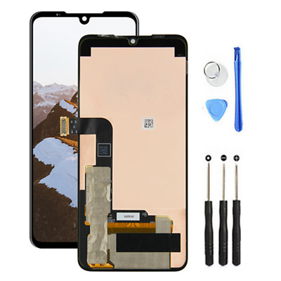 6.4 in LCD Digitizer Display Touch Screen For LG G8X ThinQ LMG850UM1A LMG850UM9A