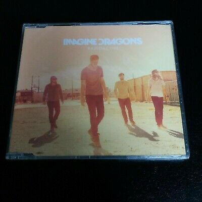 IMAGINE DRAGONS Radioactive CD Single BRAND NEW SEALED include It's Time 2 Trks
