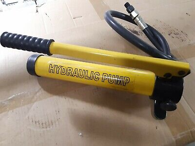 Hydraulic Hand Pump 700 Bar, 200 ccm