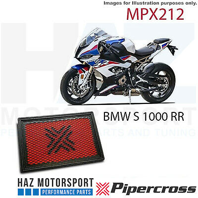 Pipercross Panel Filter BMW S1000RR 2010 Onwards MPX167