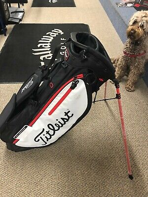 Titleist Players 4+ Stand Bag-2019-TB9SX1-Players 4 Plus-Titleist Bag-MSRP $225