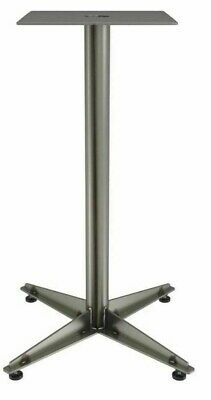 Arrow Aluminium Star Retro Table Pedestal Leg Base Restaurant  Bar Clubs Pubs