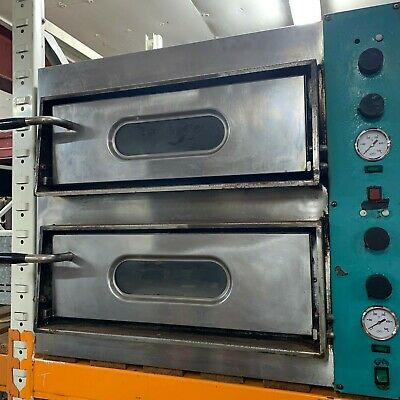 Electric 4X4 Pizza Oven 12kw