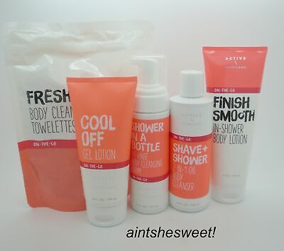 BATH & BODY WORKS ActiveSkincare ON-THE-GO - Choose Your Favorite