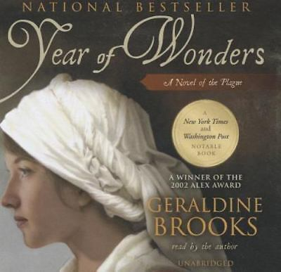 Year of Wonders : A Novel of the Plague by Geraldine Brooks (2012, CD, Unabridge
