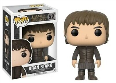 Funko Pop! Television - GAME OF THRONES - BRAN 889698123327 (Toy Used)