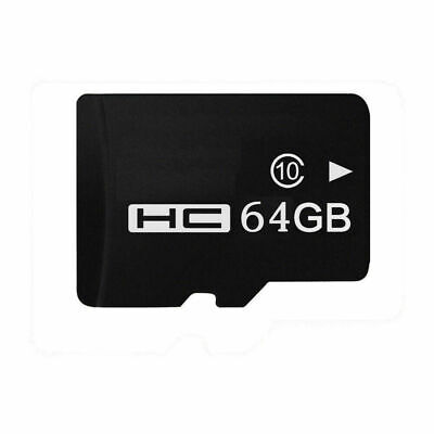Micro TF Memory Card 64 32 16 8 GB Class10 Lot with Adapter For MP3 Phone Camera