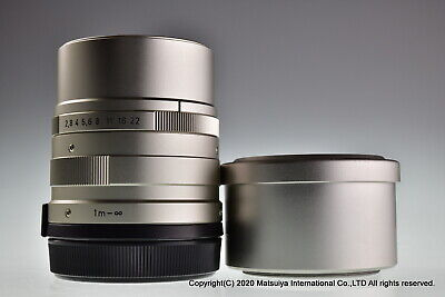 ** NEAR MINT ** Carl Zeiss Contax Sonnar T * 90mm f/2.8 (G)