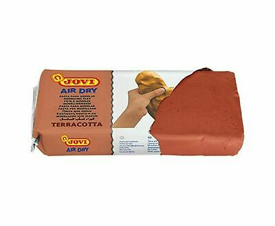 Jovi – Air Dry Modelling Paste, Pickup Endurecible 250 G – Terracotta clay