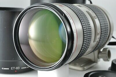 [Excellent+++++] Canon EF 70-200mm f2.8 L USM Telephoto Lens w/Bag from Japan