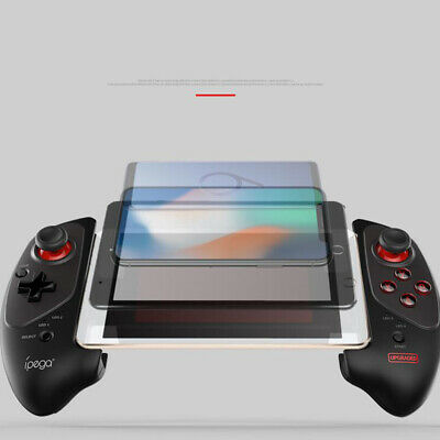 Telescopic Joystick Wireless Bluetooth Game Remote Control for iOS/Android/PC