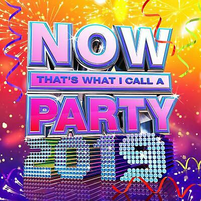 NOW Thats What I Call A Party 2019 (CD) Brand New Sealed