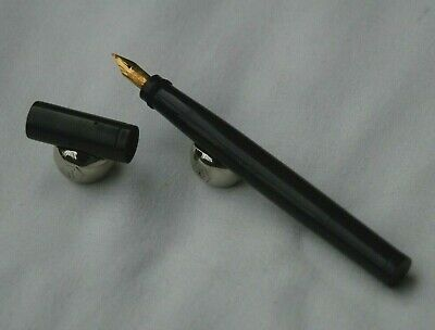 Rare Stylo Plume Waterman's 42 Safety Plume Or J10