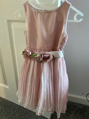 Girls Age 3 Monsoon Dress. Used But Only Worn Once To A Wedding.
