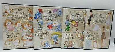 My Craft Studio Professional 'The Artist Collection' 4 CD ROM Set