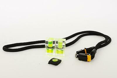 lot of 3x spirit levels + strap - as pictured