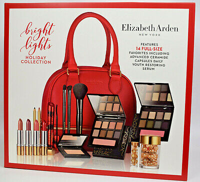 Elizabeth Arden Holiday Colection Bright Lights Gift Set  - Products Value £320!