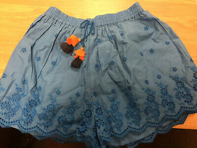 Next Girls Shorts Size 12 Years Brand New With Tags RRP £17