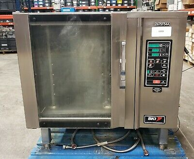 BKI Commercial Combination Oven CVC106  #10859