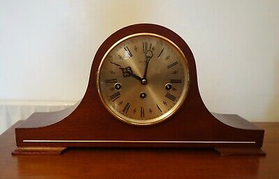 Franz Hermle Movement Westminster Chime Bentima 8 Day Clock - Running Well
