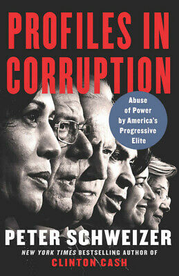 Profiles in Corruption: Abuse of Power by Peter Schweizer 📚 E-ВООК 🔊 AUDIОBООK