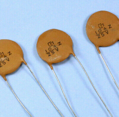 50pcs PHILIPS 097 series 10uF 16V 10mfd 4*7mm Electrolytic Capacitor