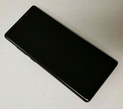 Samsung Galaxy Note 8 Xfinity Android Smartphone 64GB Black (Image Burn)