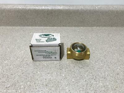 Machine Products Corp. Visual Flow Indicator 003051 3/4 NEW