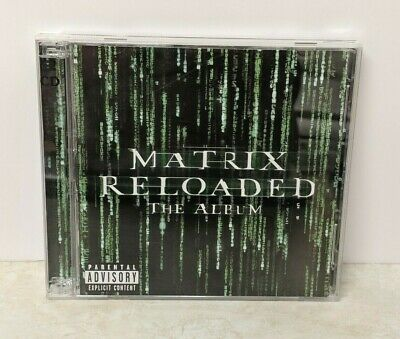 The Matrix Reloaded: The Album (2 CD, 2003, WEA Germany)