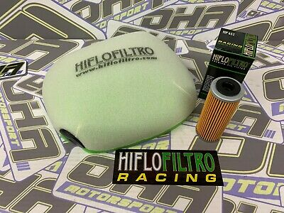 NEW Hiflo Oil Filter & Air Filter Service Kit for KTM 450 EXC-F 6 Days 2017-2020