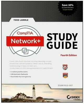 2-in-1 CompTIA Network+ Study Kit - N10-007 [Digital] (Read Description)
