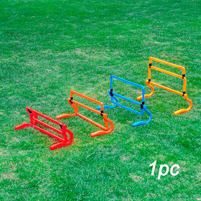 Foldable Sports Agility Speed Training Hurdles Soccer Football Height Size
