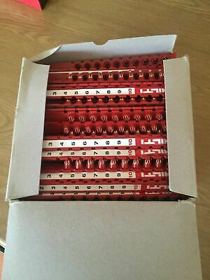 HILTI Red cartridges for DX 5, DX 460, DX 462, DX 351 Nail gun 1000 shots
