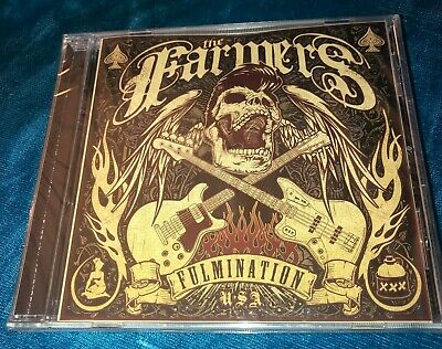 Nos 2009 The Farmers Fulmination Cd Still Sealed Country Rock Blues Beat Farmers