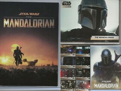 Star Wars: The Mandalorian Topps Now® 40 Cards with 2 - Promo Header & 10 CARD