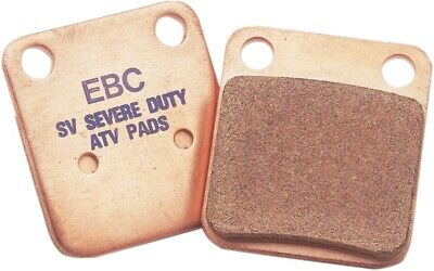 shields 2005-2012 FA350HH type Yamaha XT125R sintered brake pads front or rear