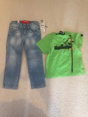 O'Neill Boys Jeans Bench Top  2-3 Years