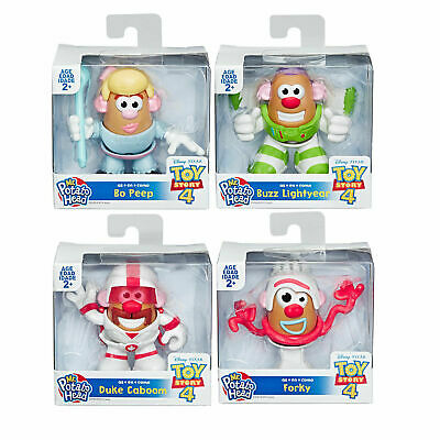 Mr. Potato Head Disney Pixar Toy Story 4 Mini Figure *CHOOSE YOUR FAVOURITE