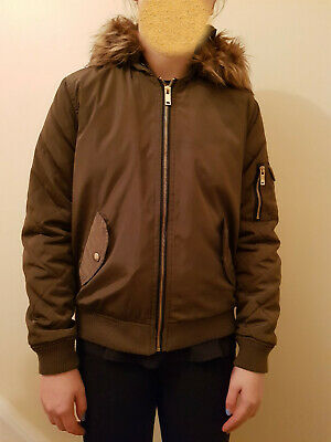 Girls, NEW LOOK, Coat/Jacket 12-13y possibly up to 14y based on individuals