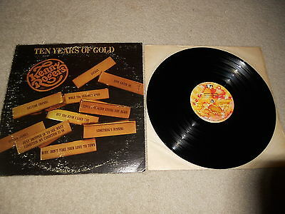 Kenny Rogers Ten Years of Gold, VG+, Sounds great, Steam CLeaned