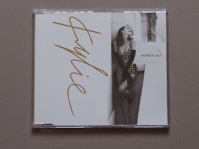 Kylie Minogue - Word is out ( Maxi CD )