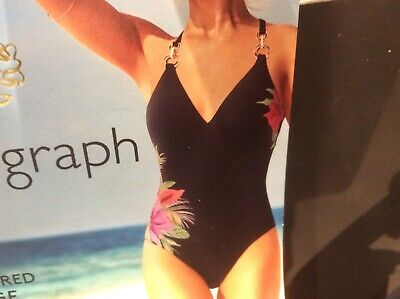 M/&S CAMI SWIMSUIT with Secret Slimming STAYNEW CHLORINE RESIST