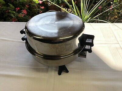 Saladmaster Electric Skillet Great Condition.