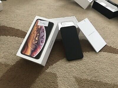 Apple iPhone Xs Gold 64GB +(VAT RECLAIMABLE) + Full Apple Warranty + NEW