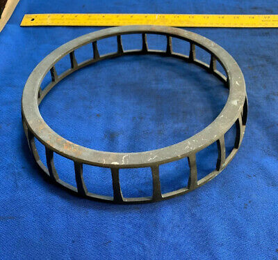 Industrial Steampunk Large Solid Brass Metal Gears Cogs Sprocket Parts Supplies