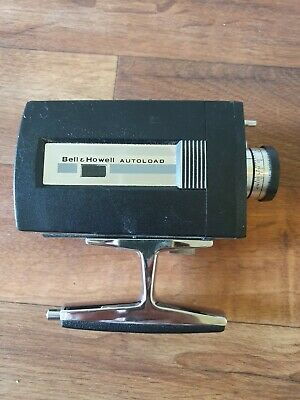 Bell And Howell Autoload Super 8 Camera