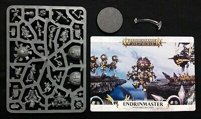 Aether War Endrinmaster Dirigible Suit Kharadron Overlords Warhammer Age Sigmar
